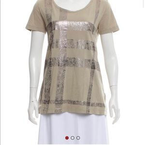 New Burberry Brit size small tee